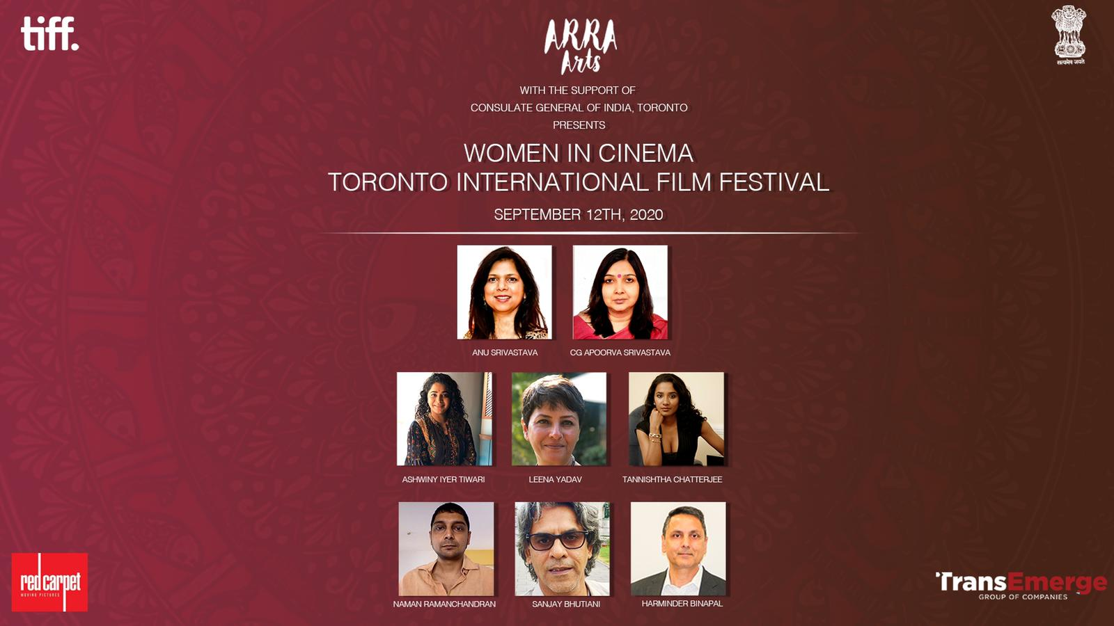 Women in Cinema India