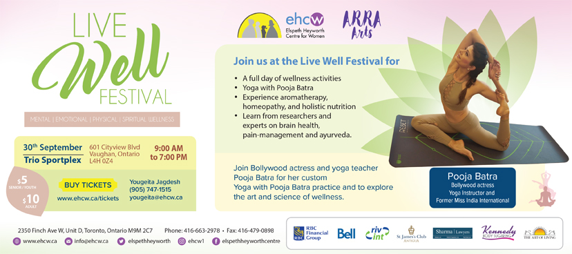 Live Well Festival